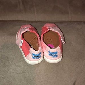 Toms Shoes - Baby Girl Toms